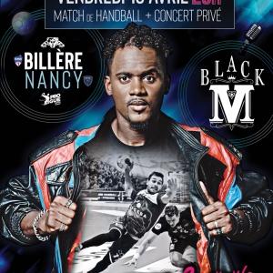 Le BHB + Black M au Palais le 10 avril 2020!