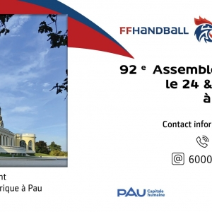 92ème Assemblée Générale Fédérale